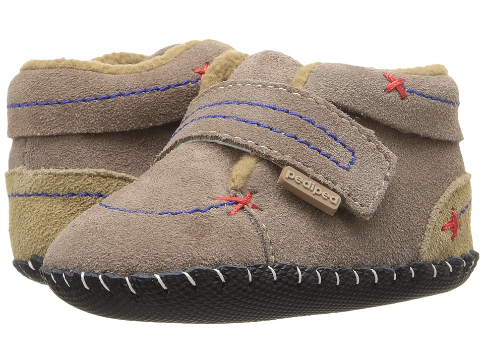 pediped - Ronnie Originals (Infant) (Tan) Boy's Shoes