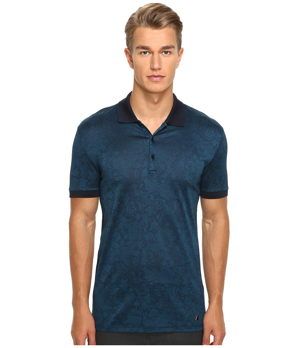Versace Collection - V800543 (Blue/Navy) Men's Clothing