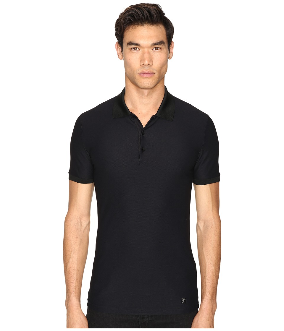 Versace Collection - V900543 (Black) Men's Clothing