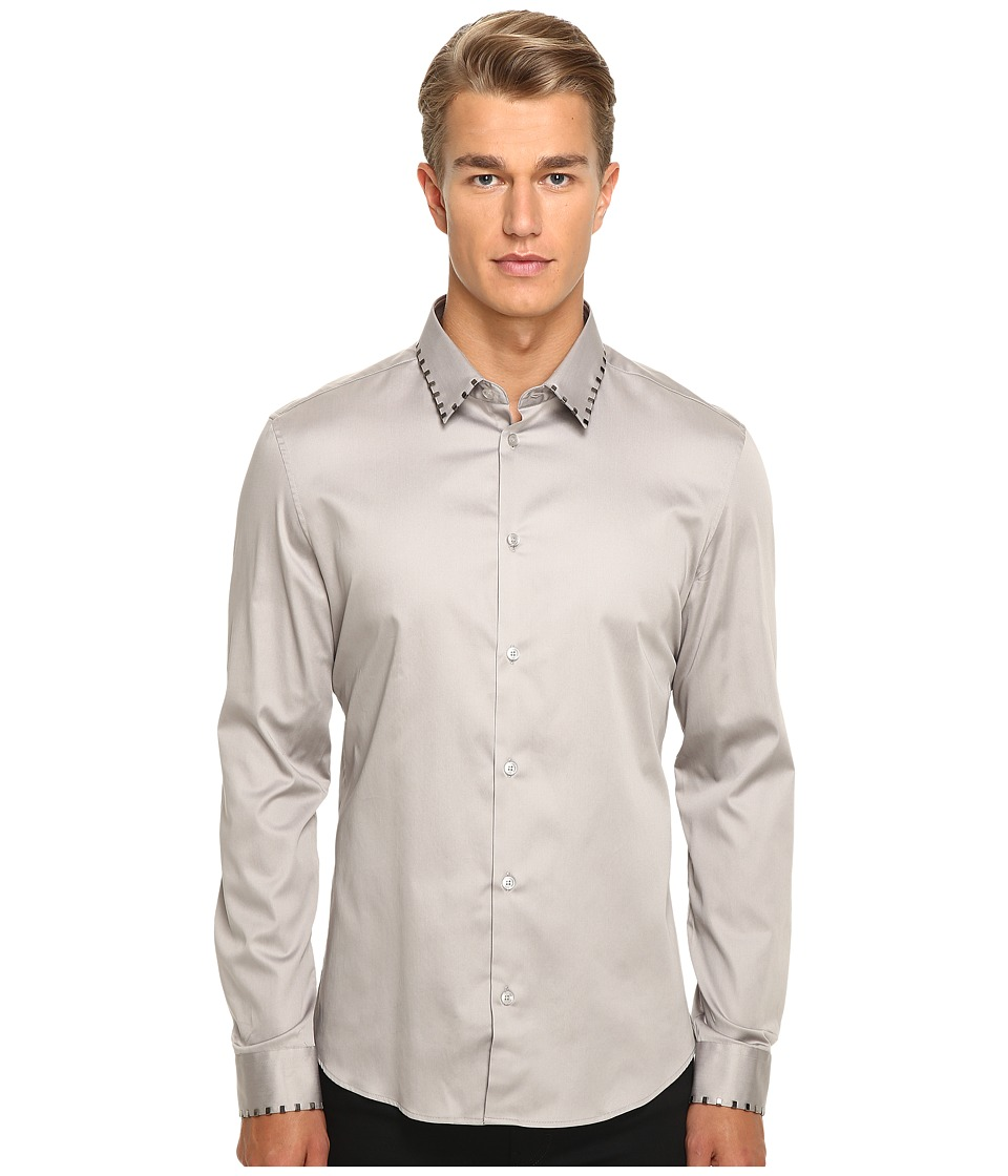 Versace Collection - V300229 (Pearl) Men's Clothing