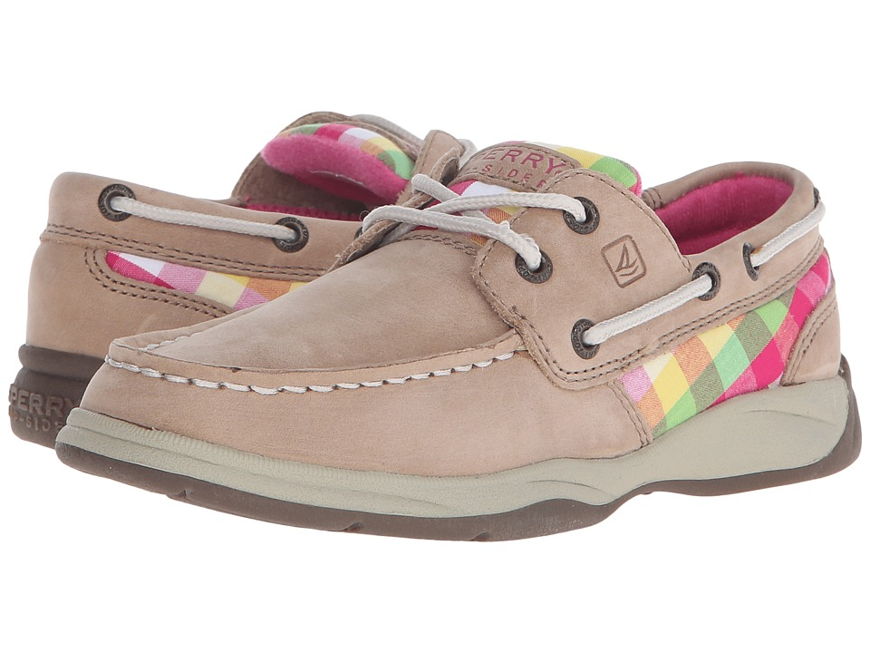 Sperry Top-Sider Kids - Intrepid (Little Kid/Big Kid) (Linen Multi) Girl