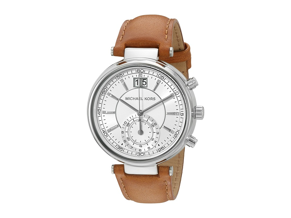 Michael Kors - MK2527 - Sawyer (Brown) Watches