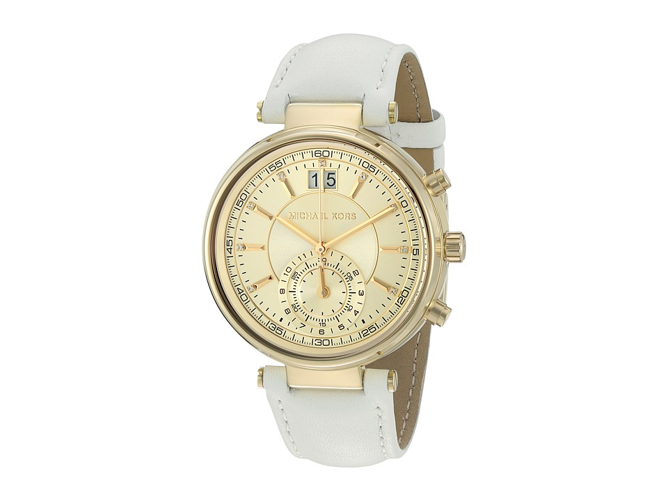 Michael Kors - MK2528 - Sawyer (White) Watches