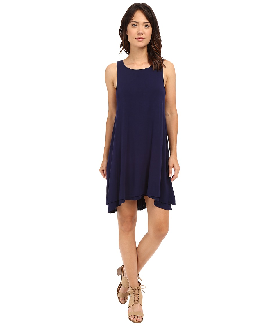 HEATHER - Back Keyhole Dress (Eclipse) Women's Dress