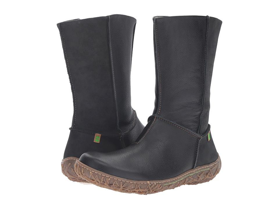 El Naturalista - Nido N796 (Black) Women's Shoes