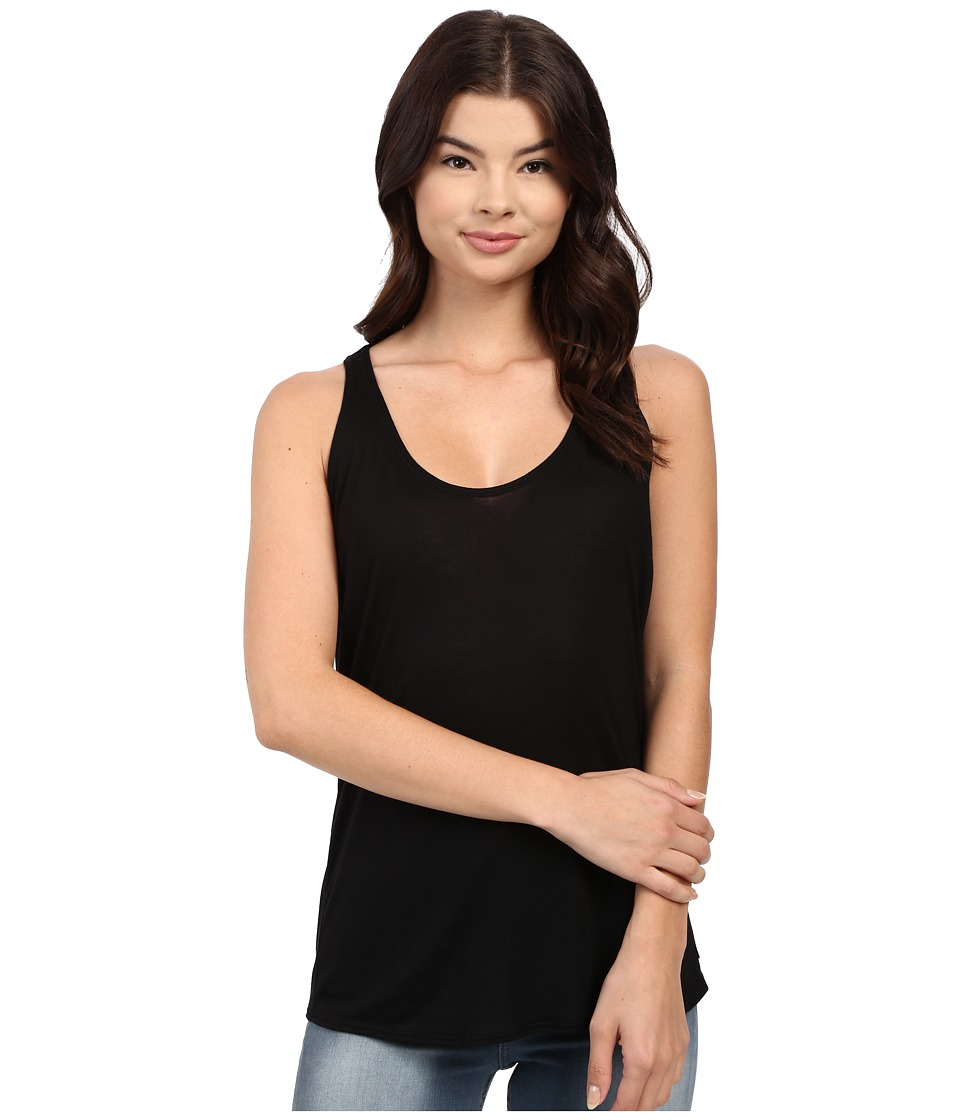 Obey - Siouxsie Open Back Tank Top (Black) Women's Sleeveless