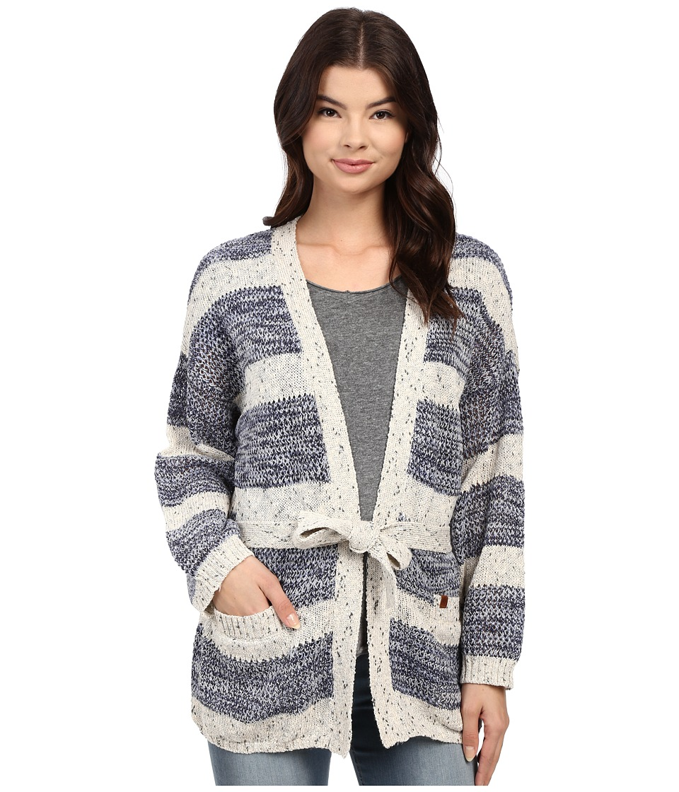 Obey - Rosewell Cardigan (Indigo) Women's Sweater