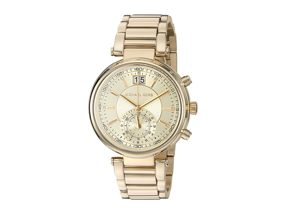 Michael Kors - MK6362 - Sawyer (Gold) Watches