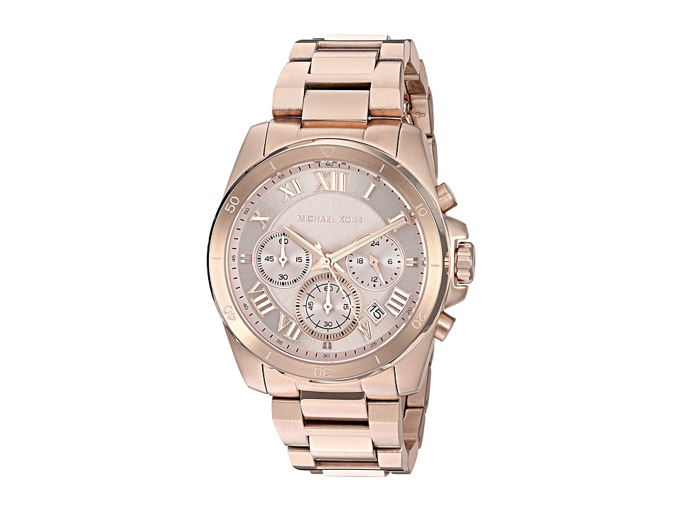 Michael Kors - MK6367 - Brecken (Rose Gold) Watches