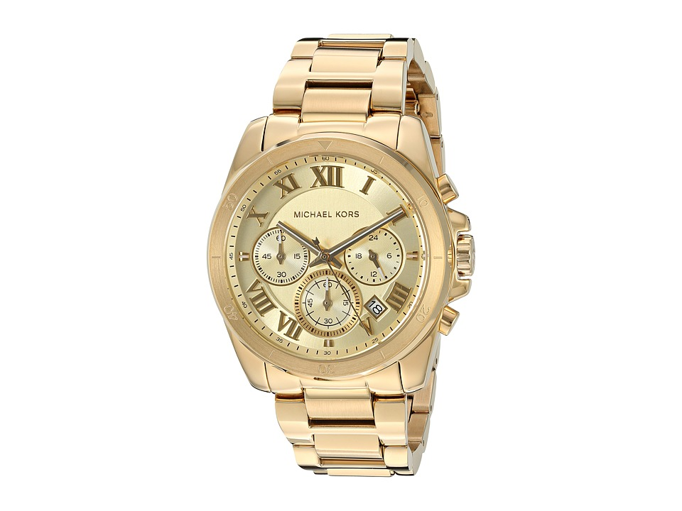 Michael Kors - MK6366 - Brecken (Gold) Watches