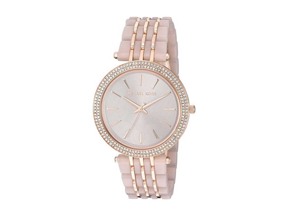 Michael Kors - MK4327 - Darci (Two-Tone) Watches