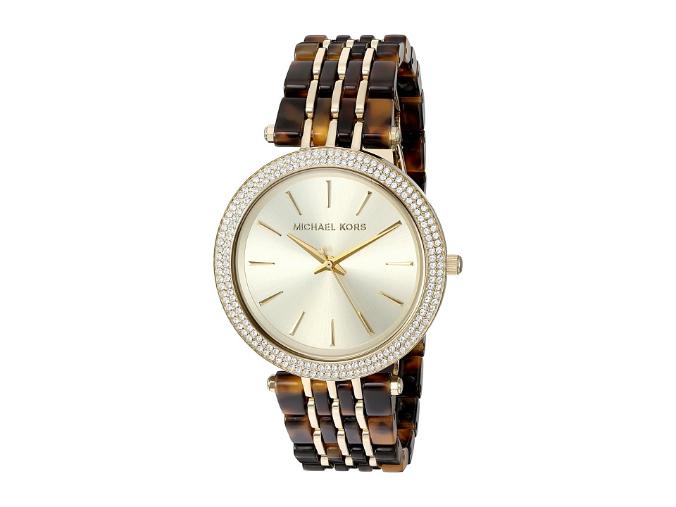 Michael Kors - MK4326 - Darci (Gold/Tortoise) Watches