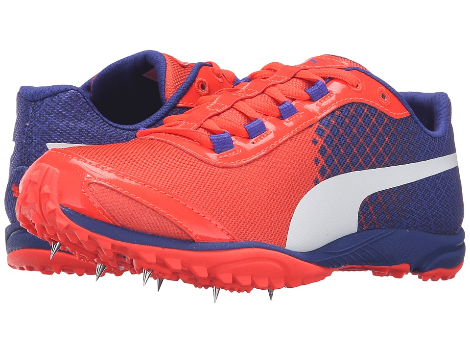 PUMA - EvoSPEED Haraka v3 (Red) Women's Shoes