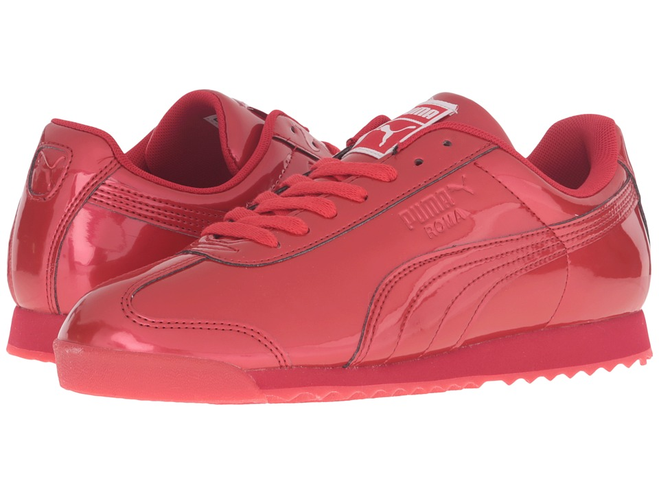 PUMA - Roma Ano (High Risk Red) Men's Shoes
