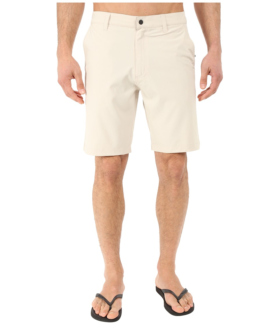 Quiksilver Waterman - Vagabond 2 Amphibian Short (Oatmeal) Men's Shorts