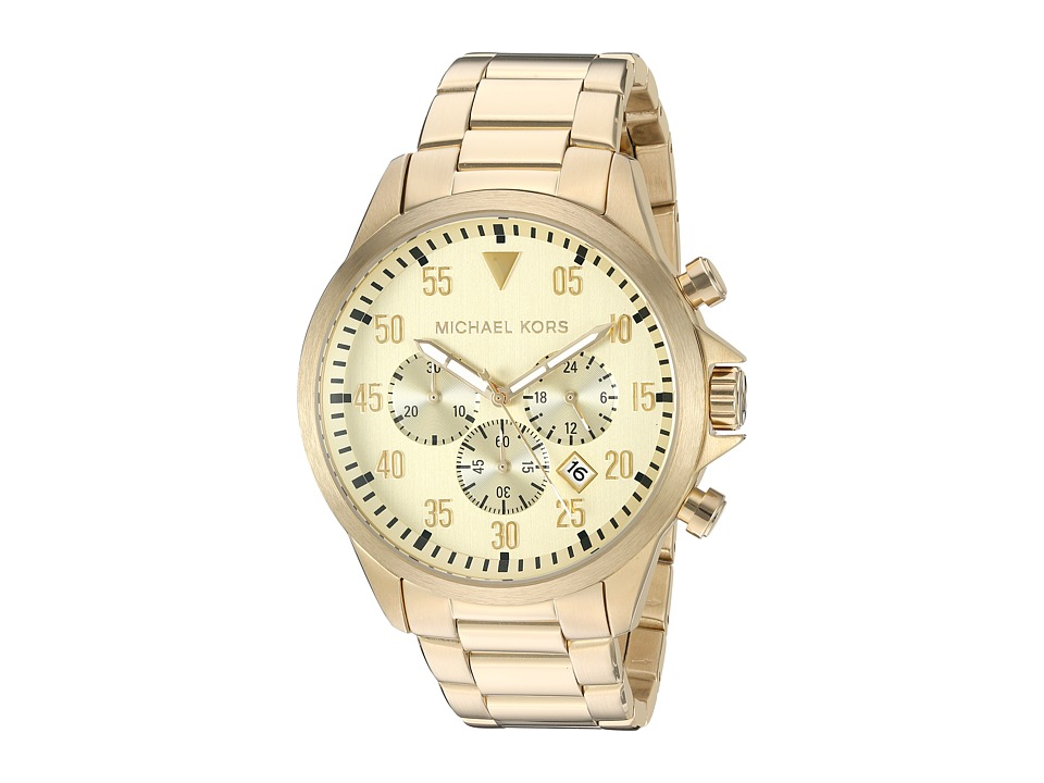 Michael Kors - MK8491 - Gage (Gold) Watches