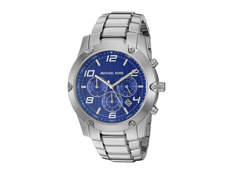 Michael Kors - MK8487 - Caine (Silver) Watches