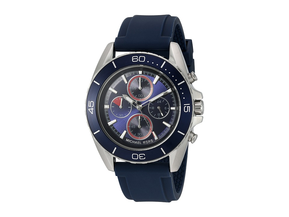 Michael Kors - MK8486 - Jetmaster (Blue) Watches