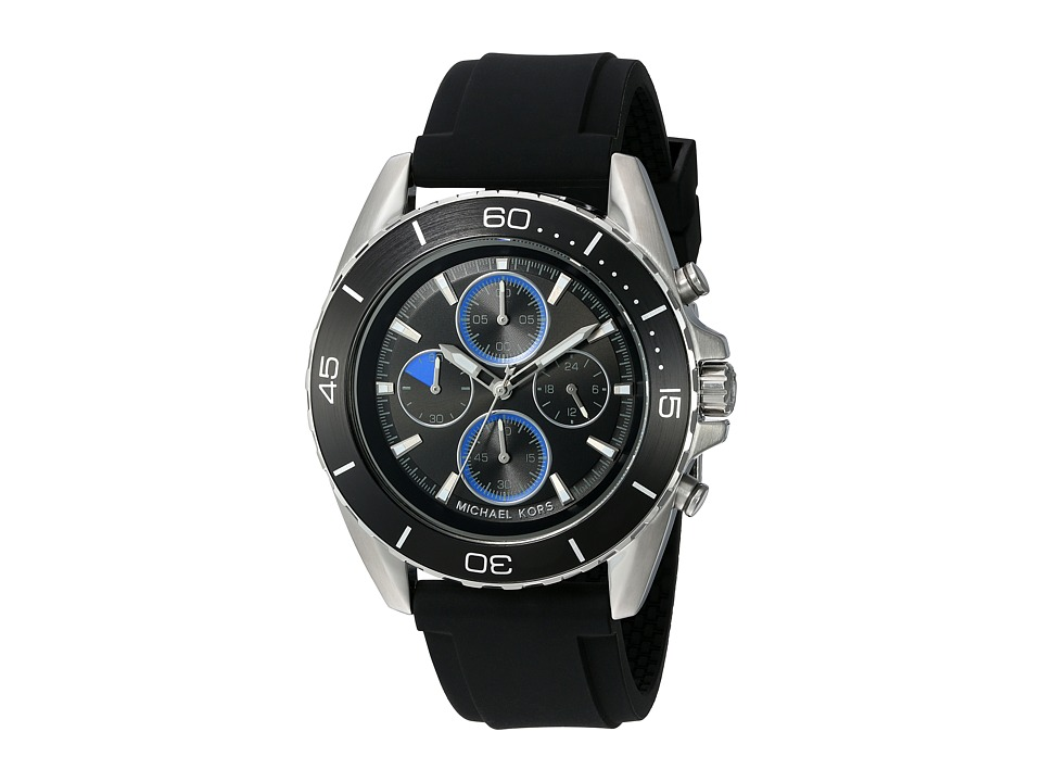 Michael Kors - MK8485 - Jetmaster (Black) Watches