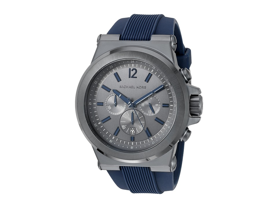 Michael Kors - MK8493 - Dylan (Blue) Watches