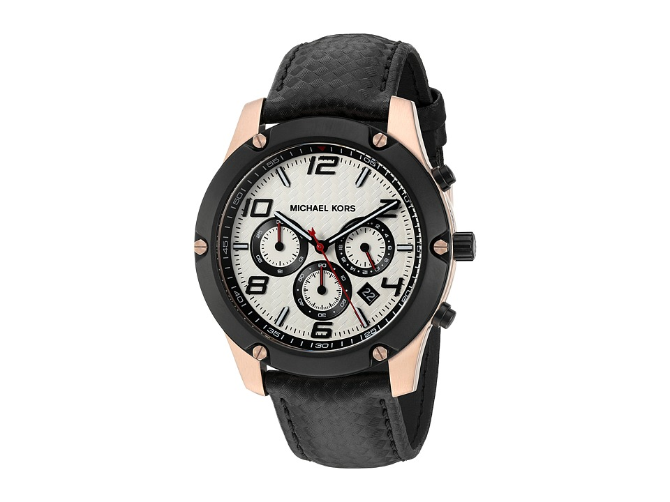 Michael Kors - MK8489 - Caine (Black) Watches