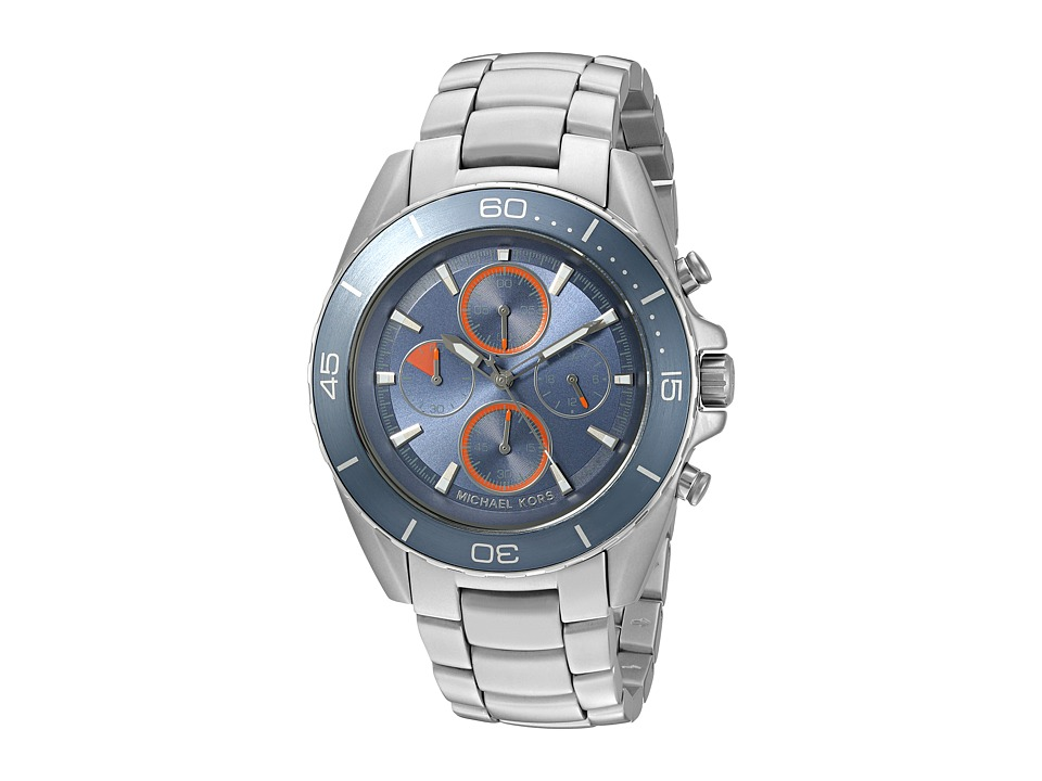 Michael Kors - MK8484 - Jetmaster (Silver) Watches