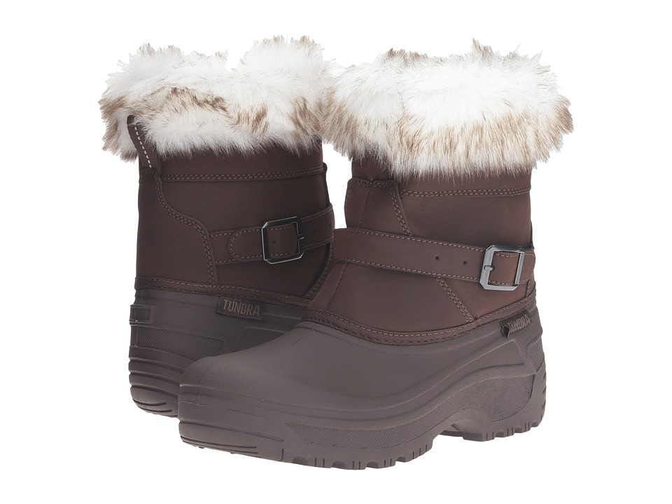 Tundra Boots Sasy (Chocalate) Women