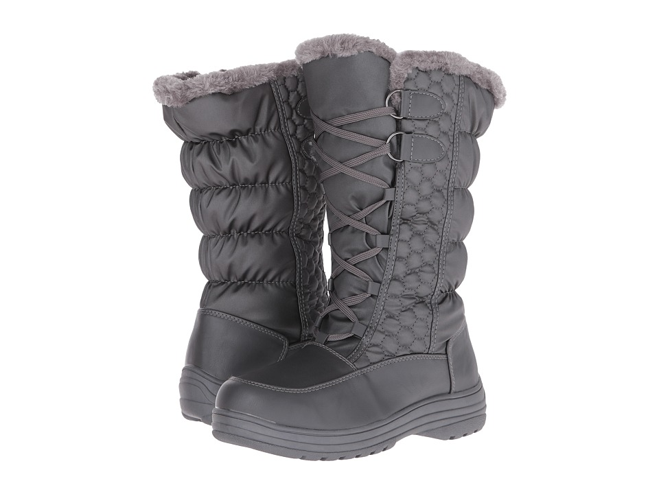 Tundra Boots Cali (Pewter) Women
