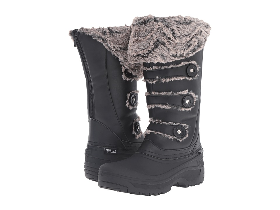 Tundra Boots Ella (Black) Women