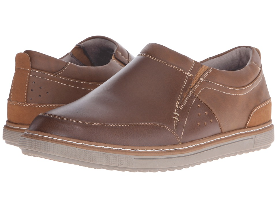 Nunn Bush - Alec (Tan) Men's Shoes