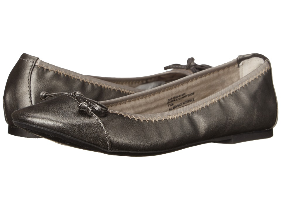Rialto - Sunnyside (Antique Silver) Women's Flat Shoes