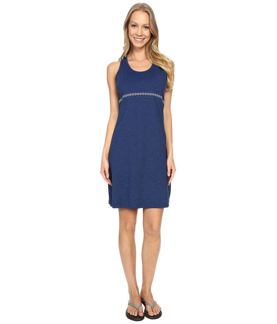 Alp-n-Rock - Katja Dress (Heathered Bluebird) Women's Dress