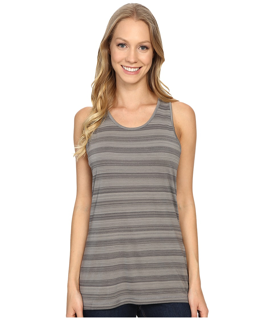 Alp-n-Rock - Wild Rose Tank Top (Heathered Storm) Women's Sleeveless