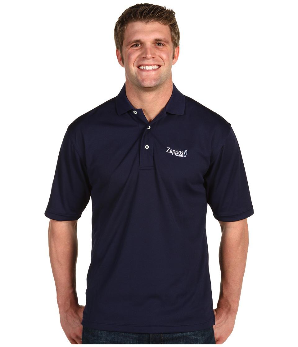 Zappos.com Gear - Zappos.com Golf Shirts (Navy) Men's Short Sleeve Knit