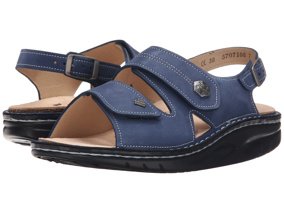 Finn Comfort - Sparks (Denim) Women's Sandals