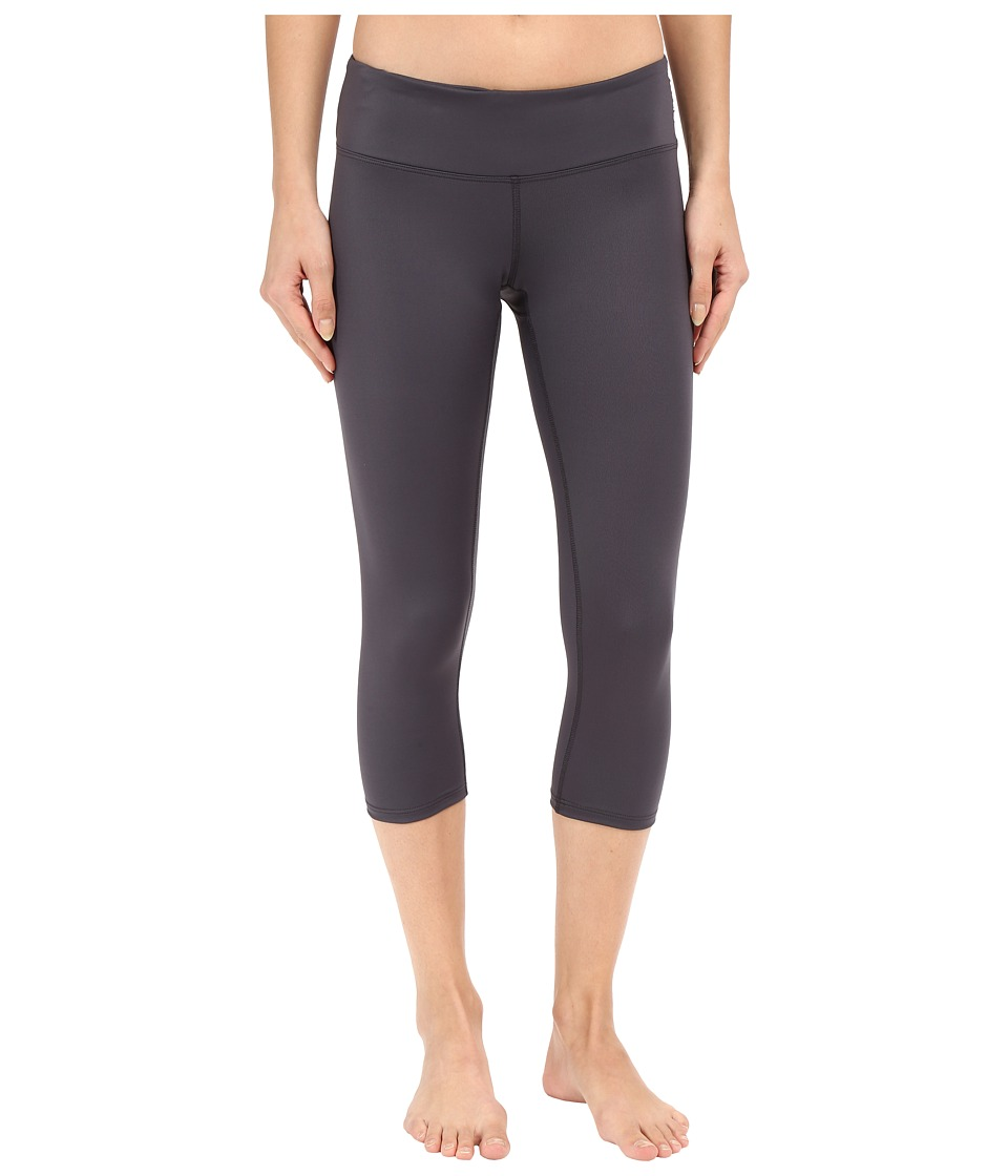 Alp-n-Rock - Summer Bloom Pants (Heather Black/Aqua) Women's Casual Pants