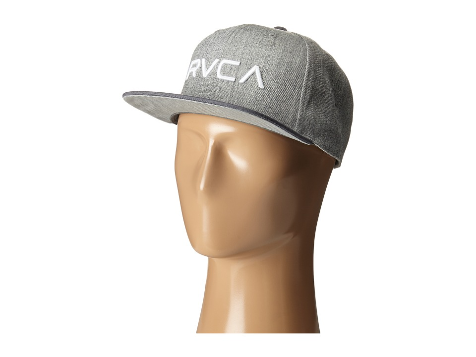 RVCA - Twill Snapback (Athletic) Baseball Caps