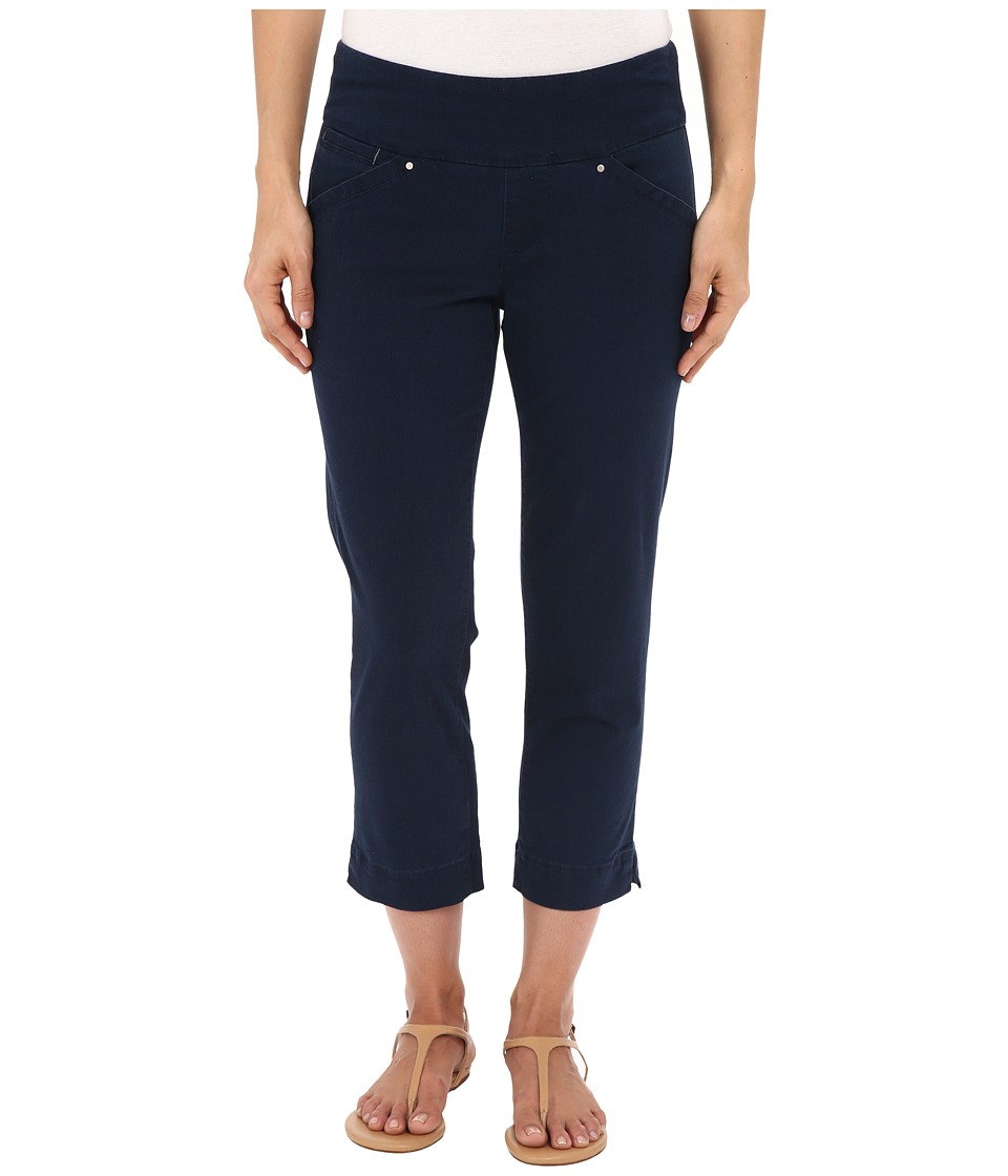 Jag Jeans Marion Crop in Bay Twill (Nautical Navy) Women