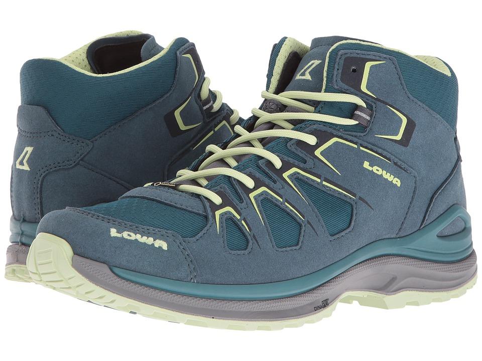 Lowa - Innox EVO GTX QC (Petrol/Mint) Women's Boots