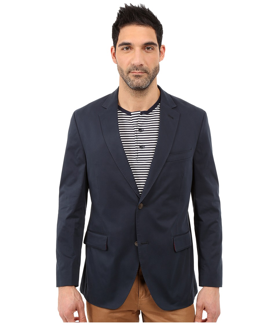Kroon - Mathis Travel Blazer (Navy) Men's Jacket