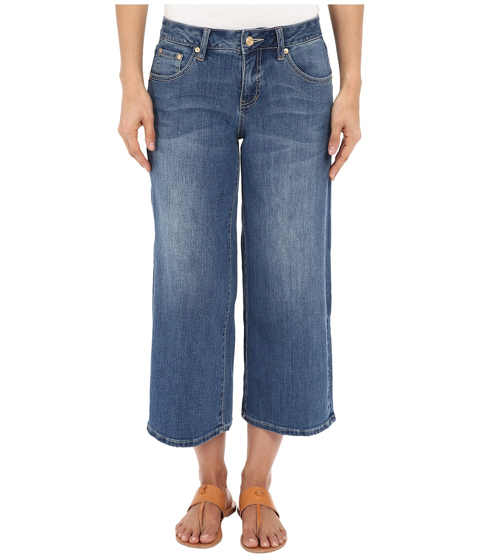 Jag Jeans - Linden Wide Leg Crop (Union Blue) Women's Jeans