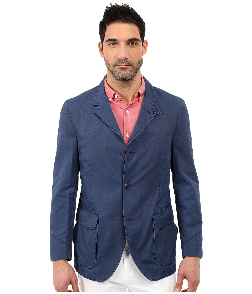 Kroon - Mercury Hybrid Coat (Navy) Men