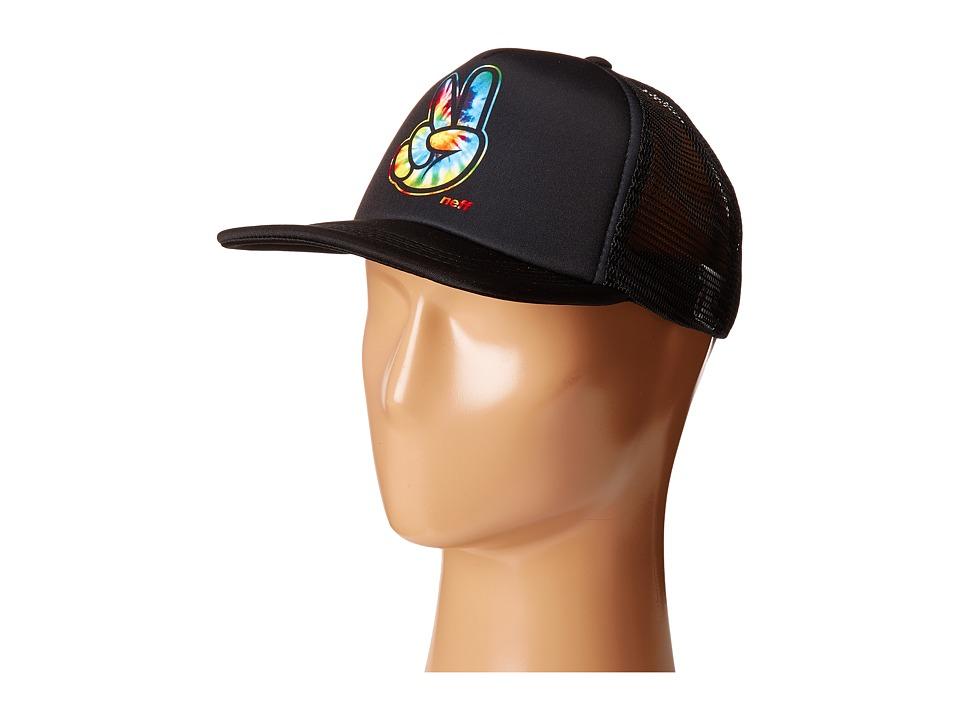 Neff - Jackson Trucker (Tie-Dye) Caps