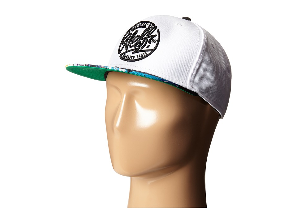 Neff - City Crew Cap (White) Caps