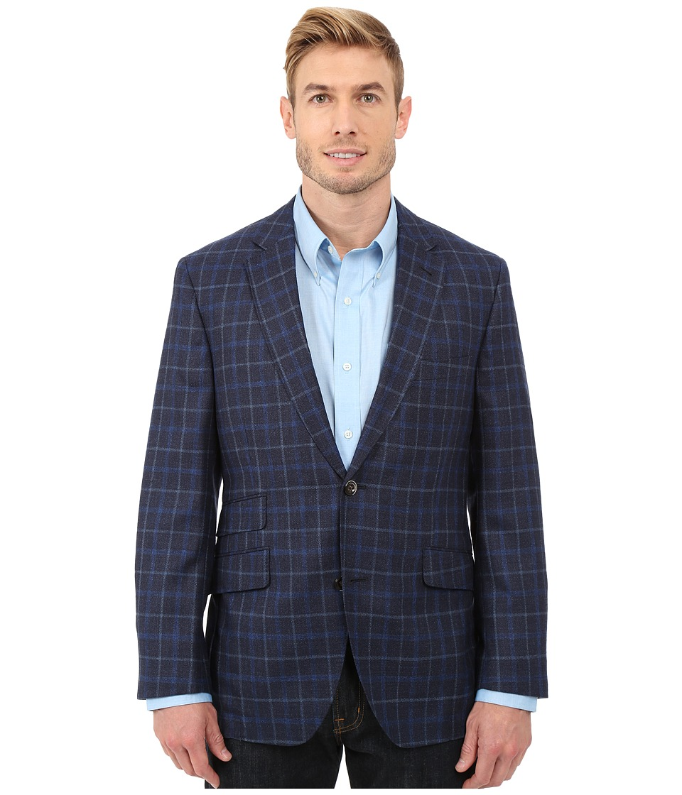Kroon - Sting Blazer (Navy) Men's Jacket