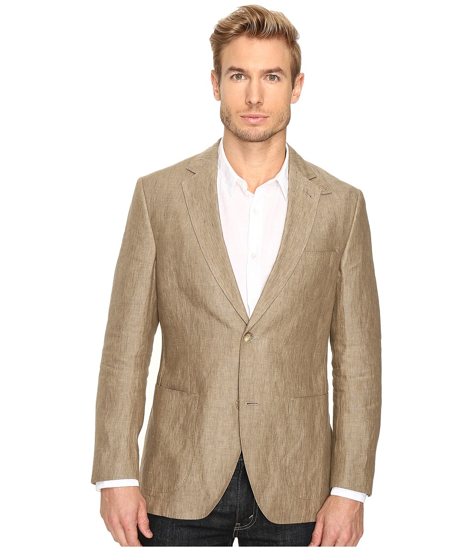 Kroon - Bono Blazer (Caramel) Men's Jacket