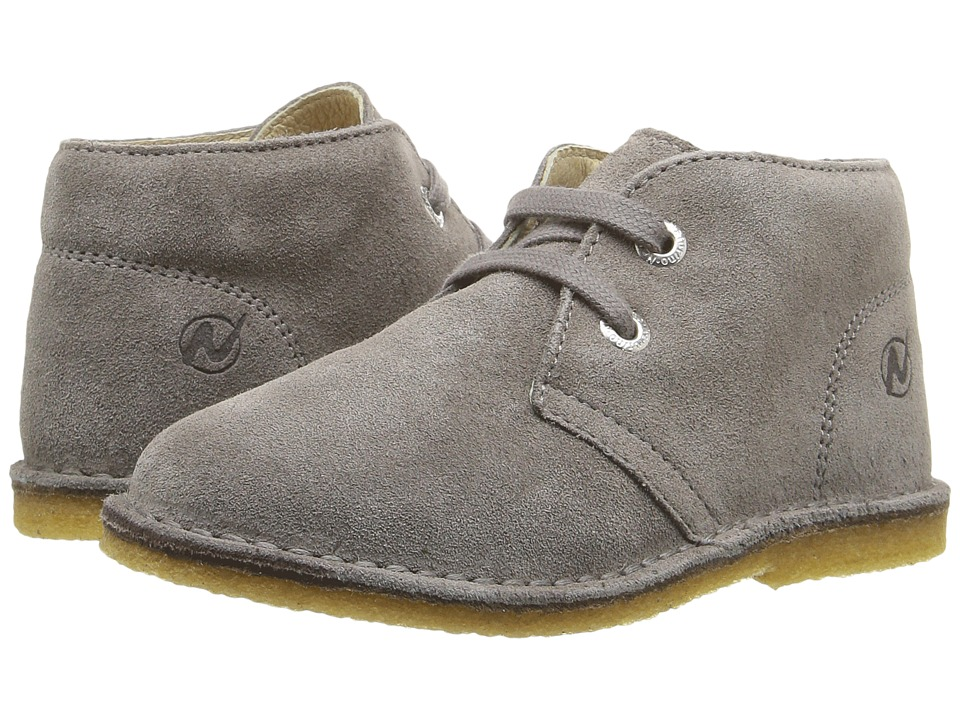 Naturino - Nat. 4528 AW16 (Toddler/Little Kid) (Grey) Boy's Shoes
