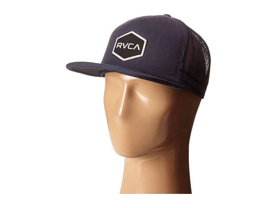 RVCA - Surface Trucker (Navy) Caps