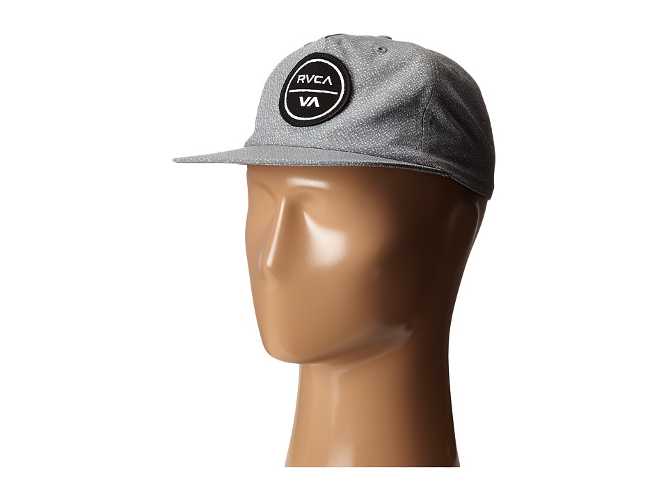 RVCA - Pepper Five Panel (Grey) Caps