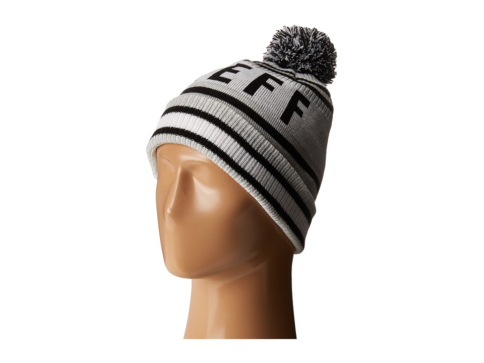 Neff - Champion Beanie (Grey/Black) Beanies
